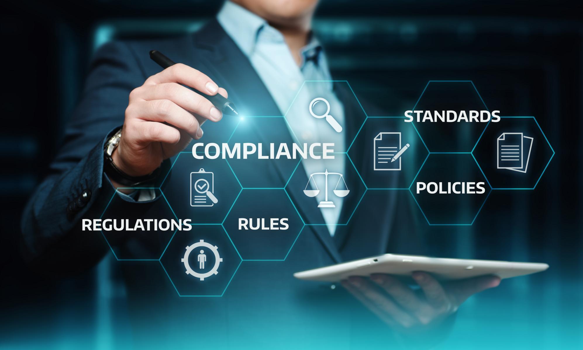 Qualitätsmanagement versteht Qualität als Ergebnis von Compliance mit Standards, Normen, Regularien