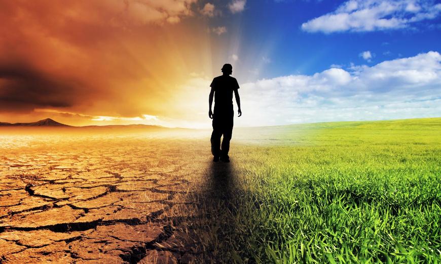 Optimismus vs. Pessimismus: Glas halb voll oder halb leer?